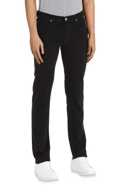 Zwarte jeans - Daren - regular fit - L34
