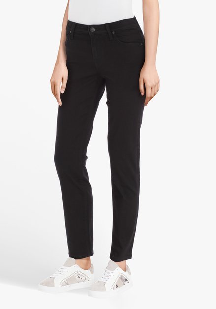 Zwarte jeans - Elly - slim fit - L31