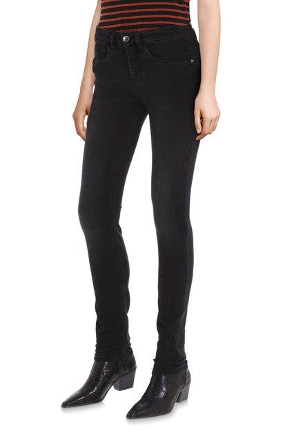 Zwarte jeans - Robbie - slim fit - L32