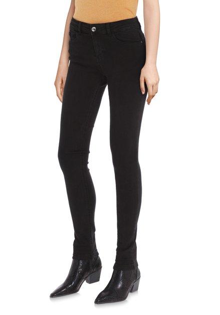Zwarte jeans - Stella - skinny fit - L32