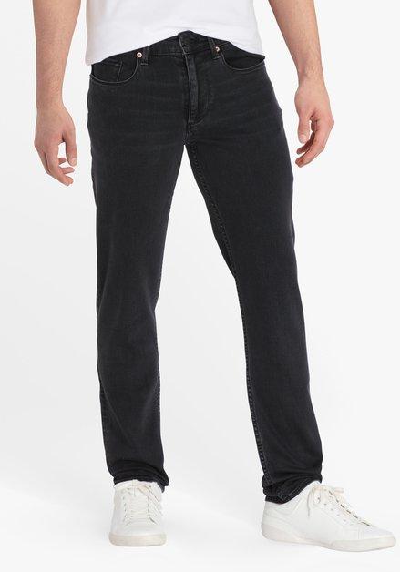 Zwarte jeans - Tim - slim fit- L34