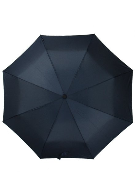 Zwarte opvouwbare paraplu miniMax