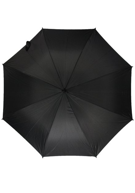 Zwarte paraplu