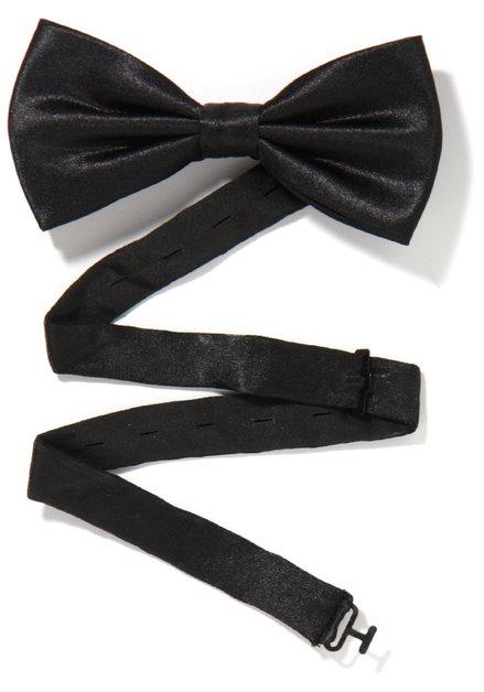 Zwarte strikdas