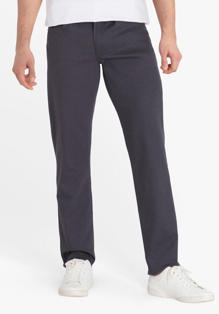 Afbeelding van Antraciet jeans - Jan - comfort fit - L32