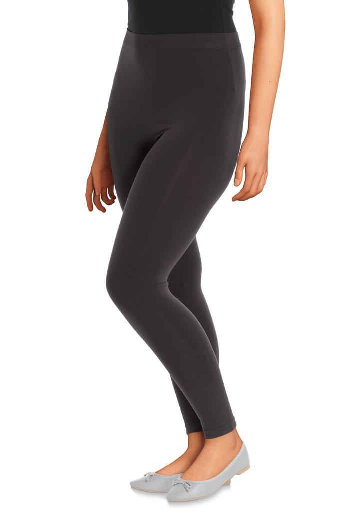 Basic zwarte legging