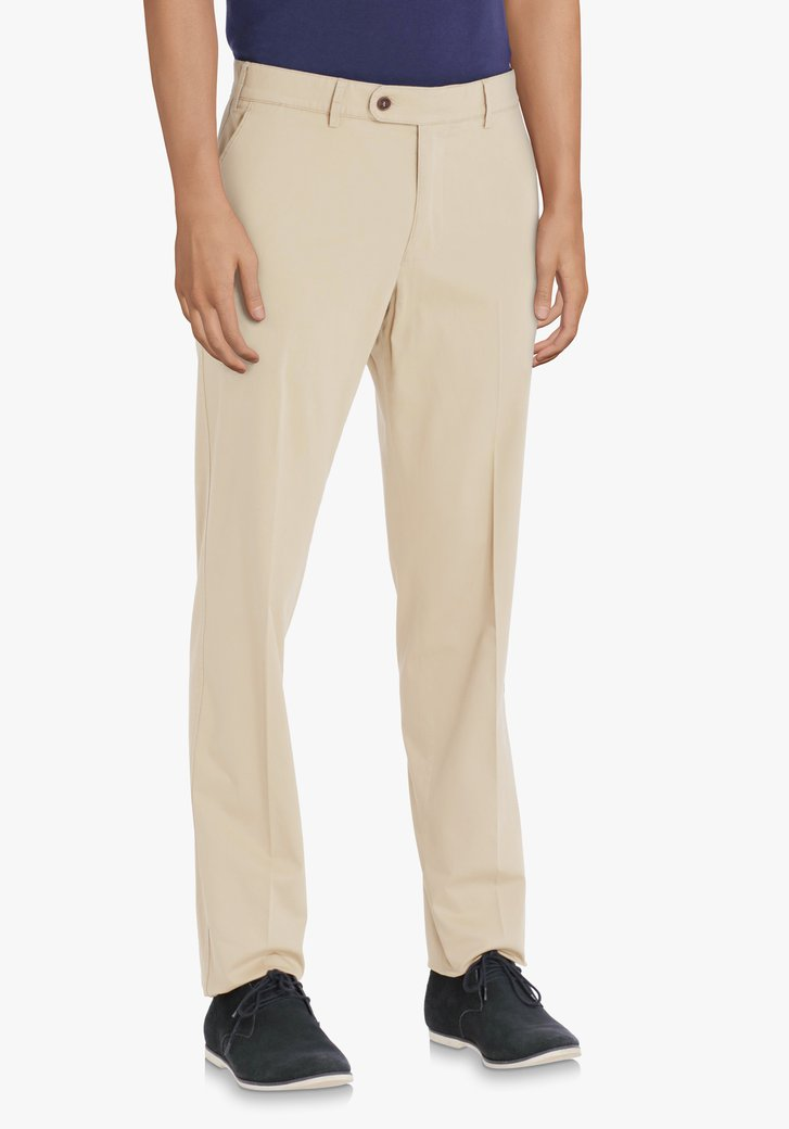 Beige chino – Vancouver – regular fit