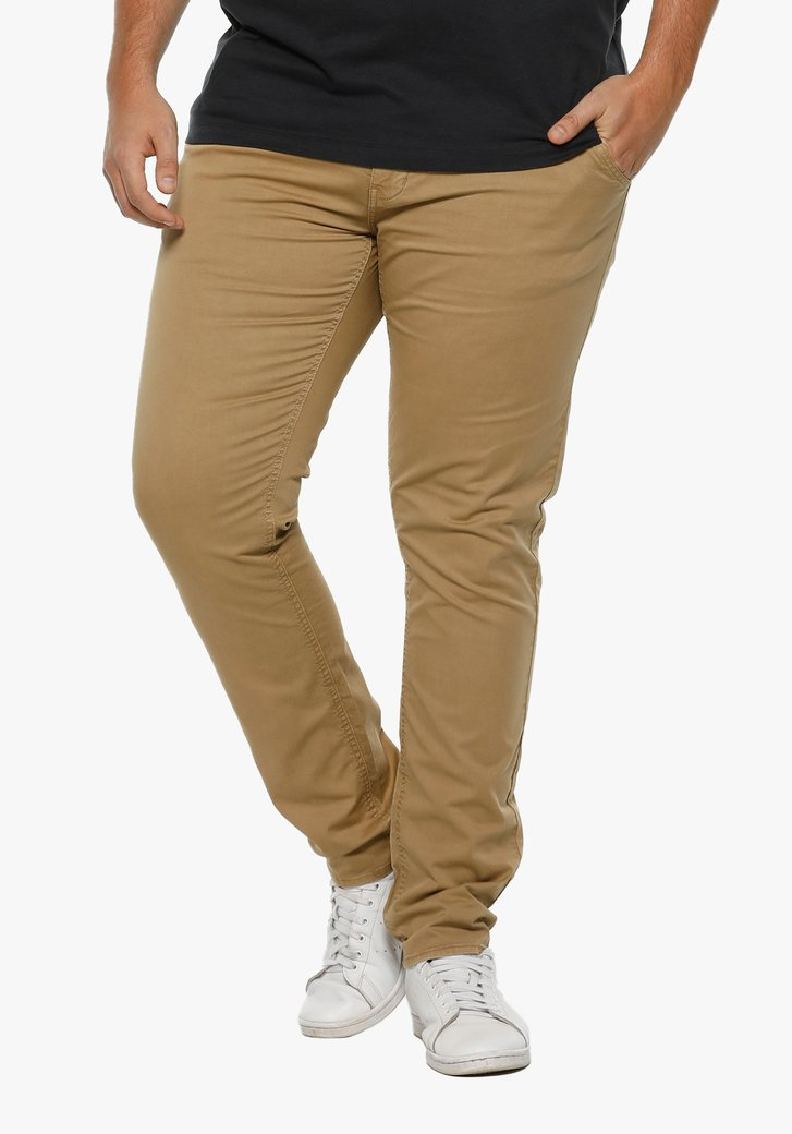 Beige chino - slim fit