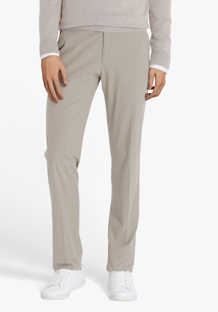 Beige chino - Vancouver - regular fit
