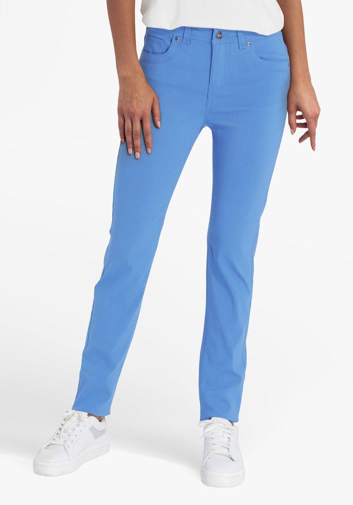 Blauwe broek - slim fit
