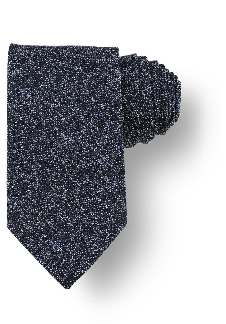 Afbeelding van Blauwe das met spikkel