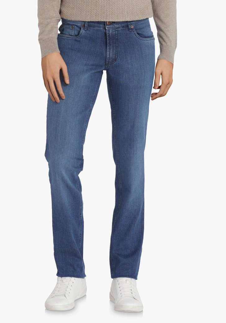 Blauwe jeans – Jackson – regular fit