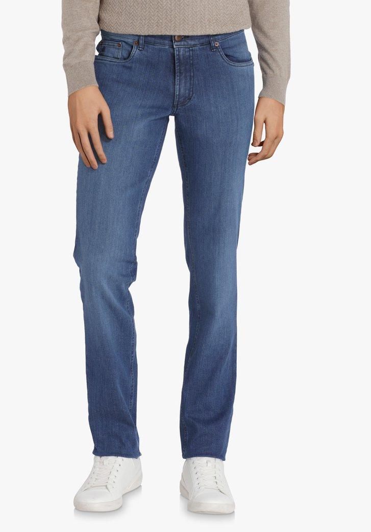 Afbeelding van Blauwe jeans – Jackson – regular fit