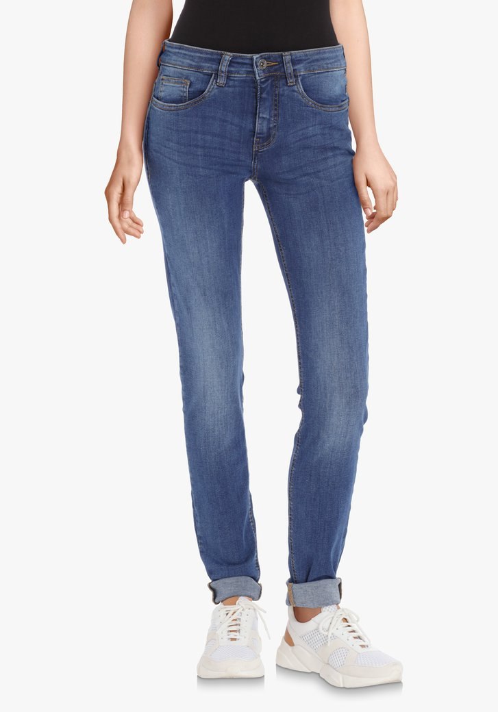 Blauwe jeans – Robbie – slim fit – L34