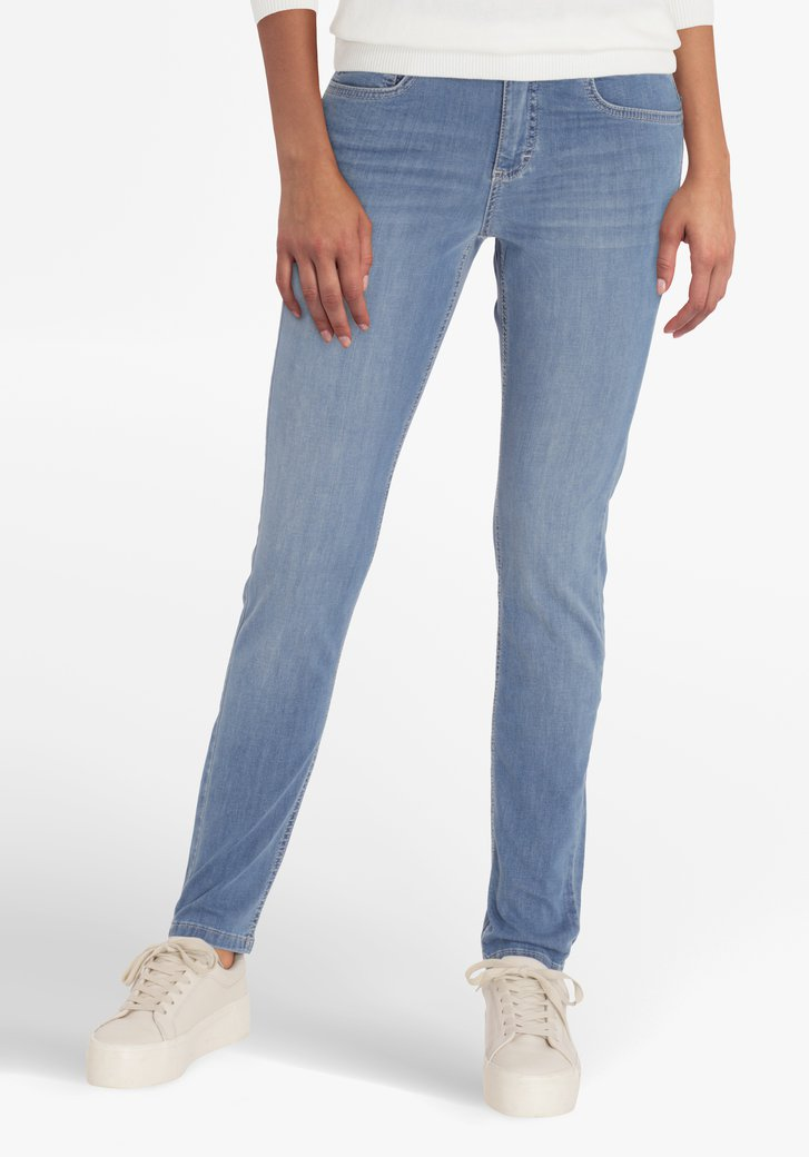 Blauwe jeans – skinny fit