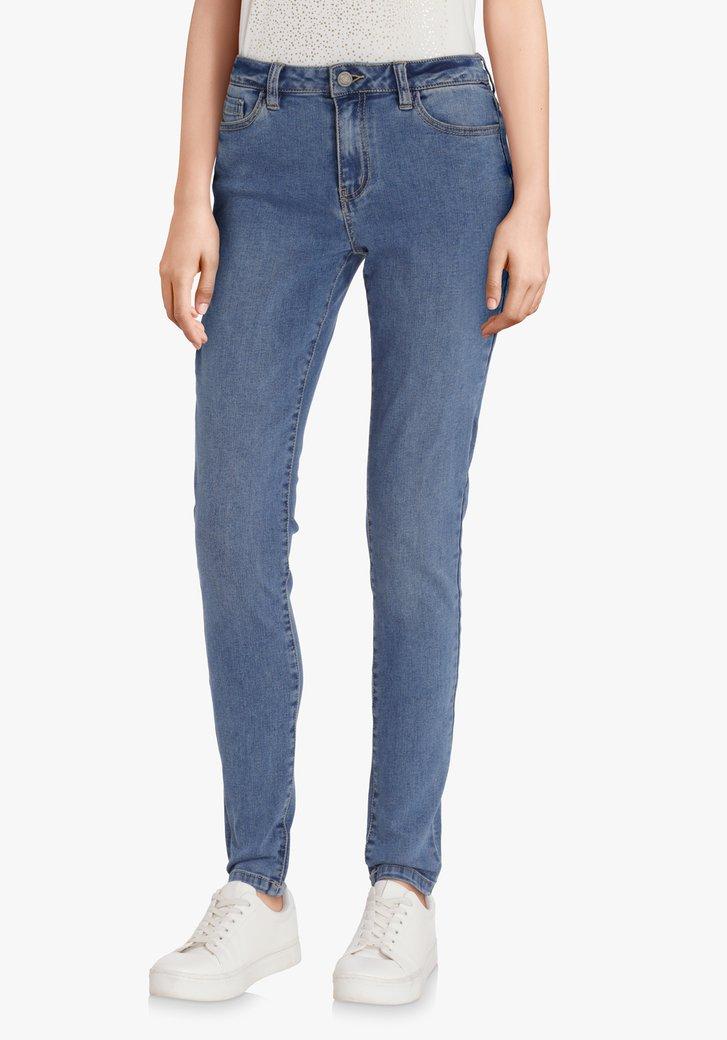 Afbeelding van Blauwe jeans – slim fit
