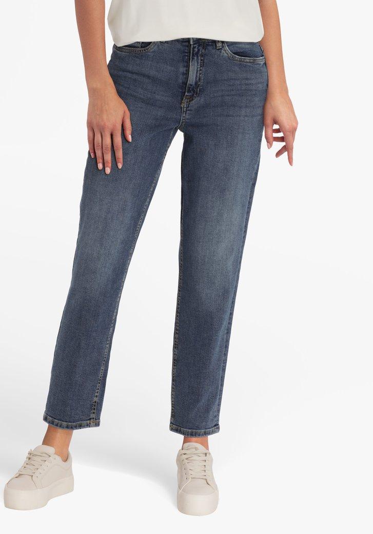 Afbeelding van Blauwe jeans – Sussi – mom fit
