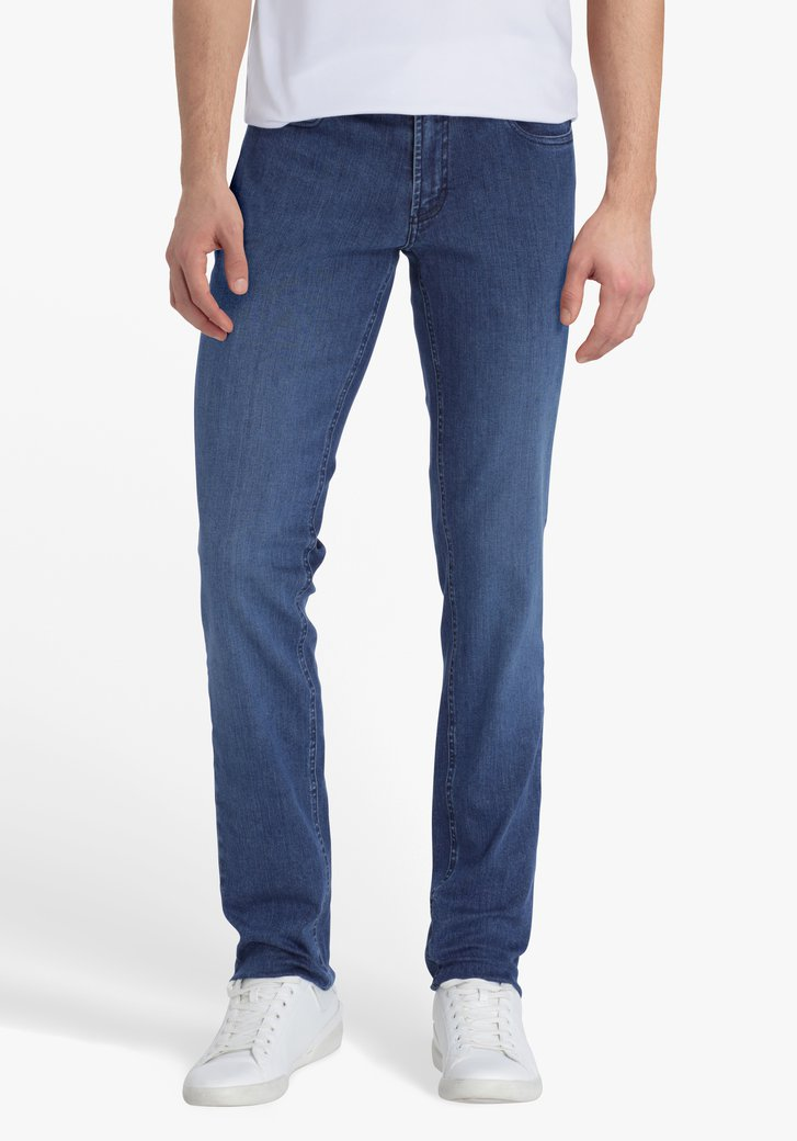 Blauwe jeans - Jackson - regular fit