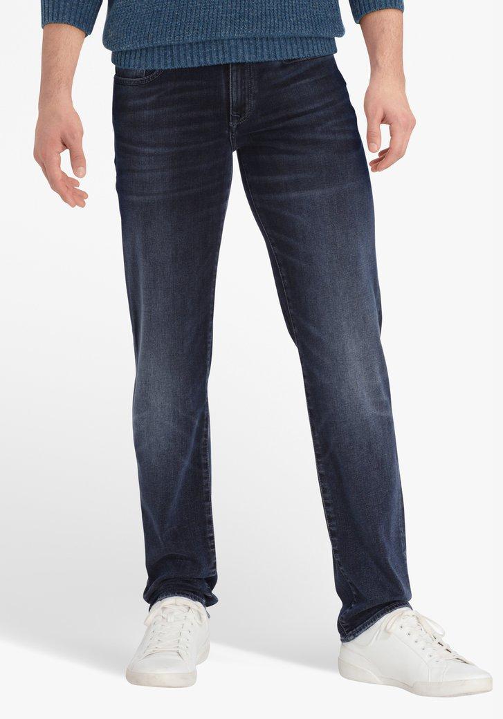 Blauwe jeans - regular fit