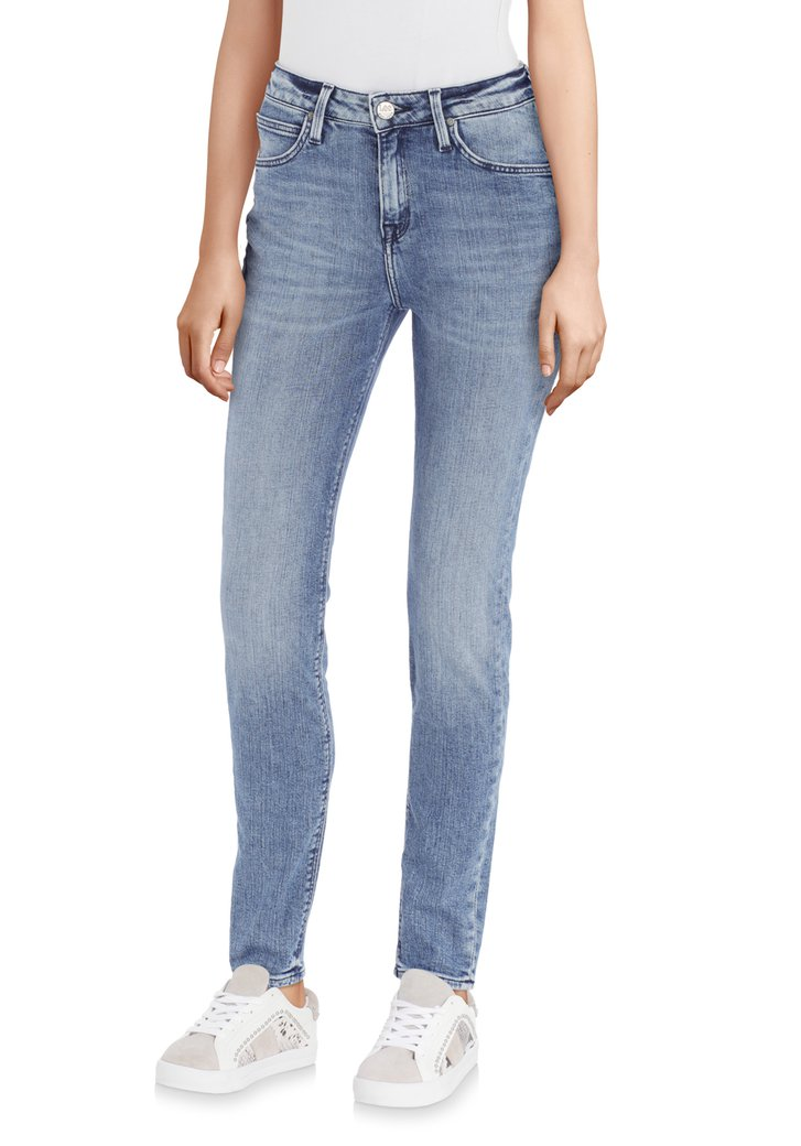 Blauwe jeans - Scarlett High - skinny fit - L31