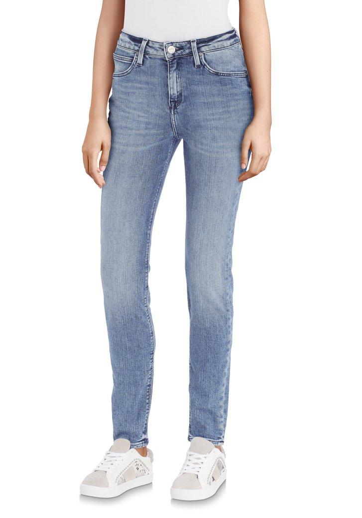 Blauwe jeans - Scarlett High - skinny fit - L33