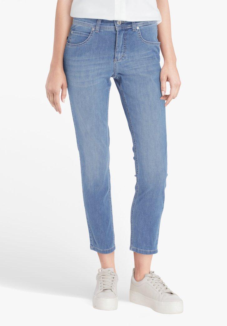 Blauwe jeans - slim fit