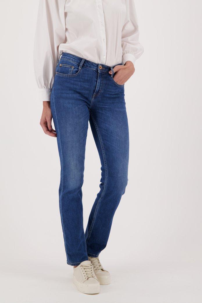 Blauwe jeans - Tammy - straight fit - L32