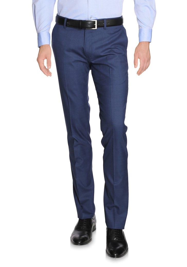 Afbeelding van Blauwe kostuumbroek - Specter - regular fit