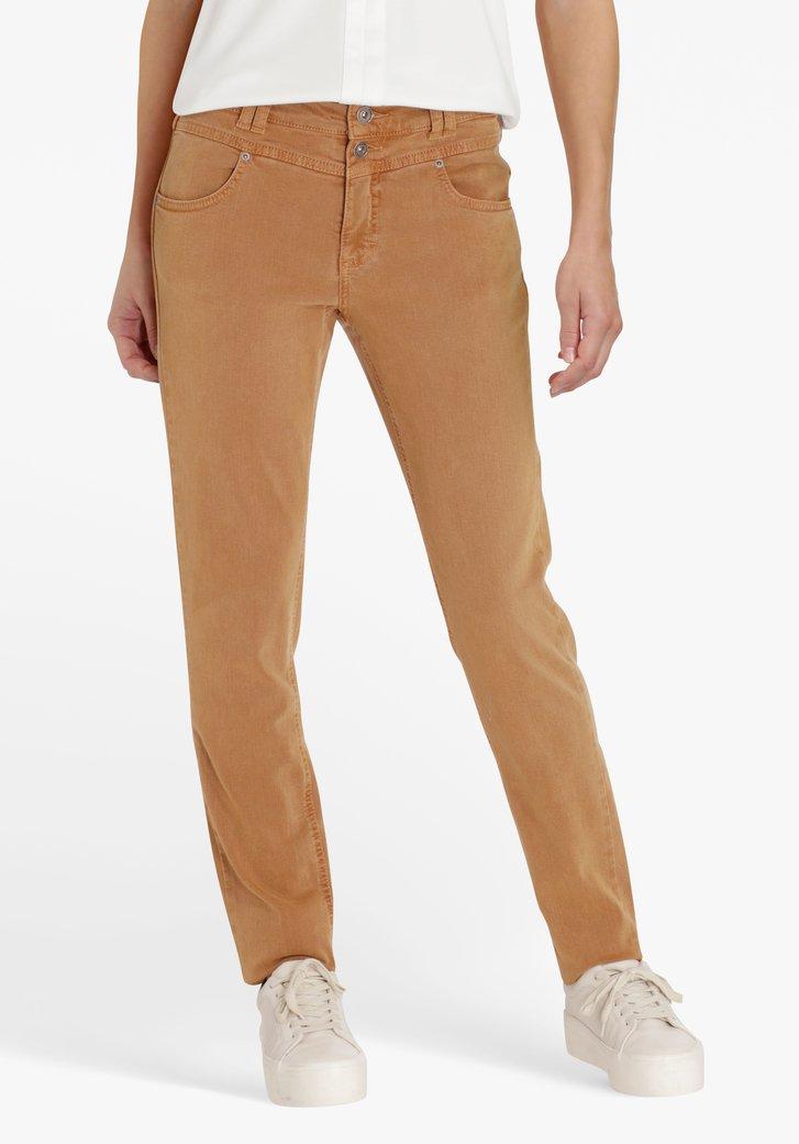 Bruine jeans - skinny fit