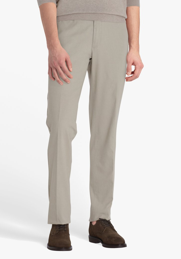 Chino beige - Louisiana - regular fit