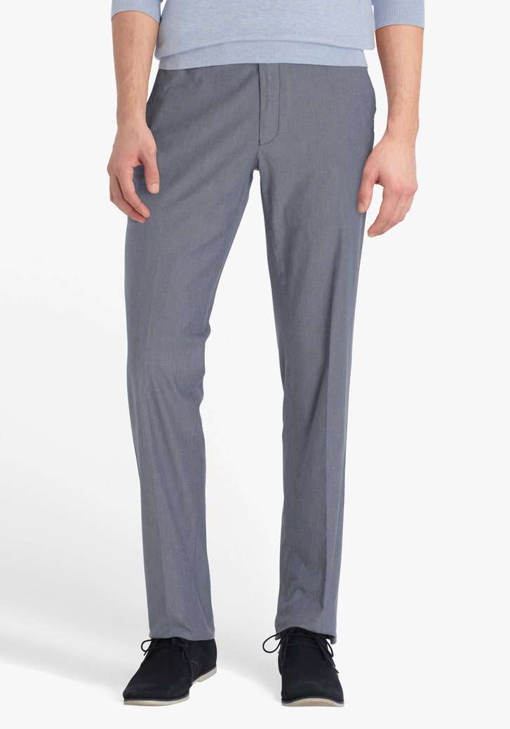 Chino bleu marine gris - Louisiana - regular fit