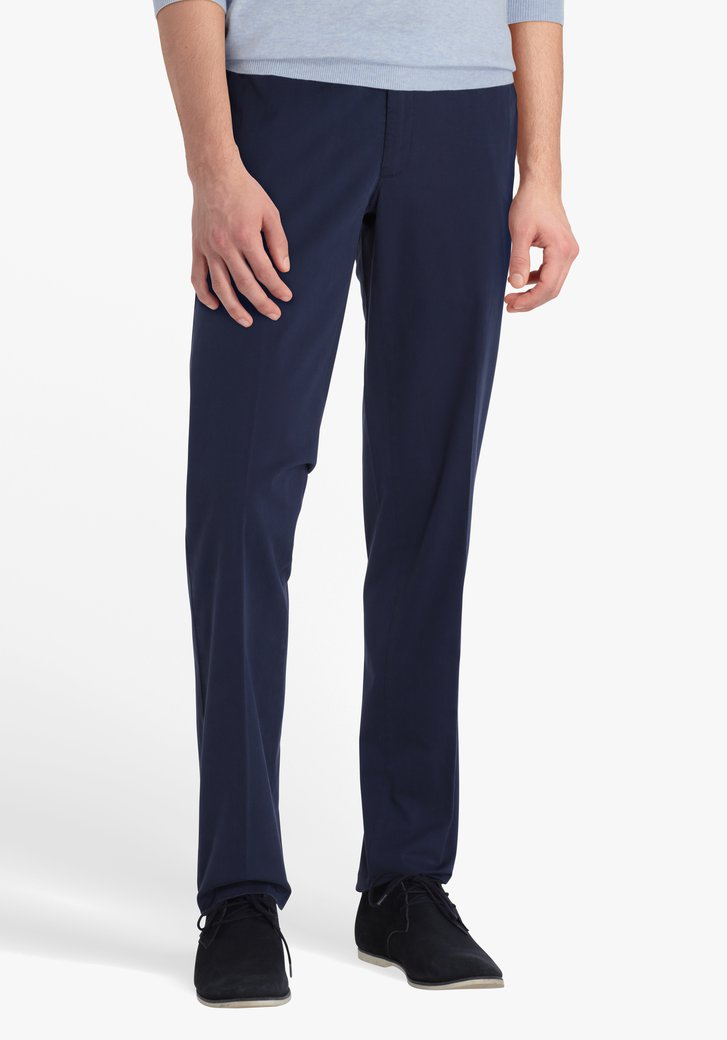 Chino bleu marine - Louisiana - regular fit