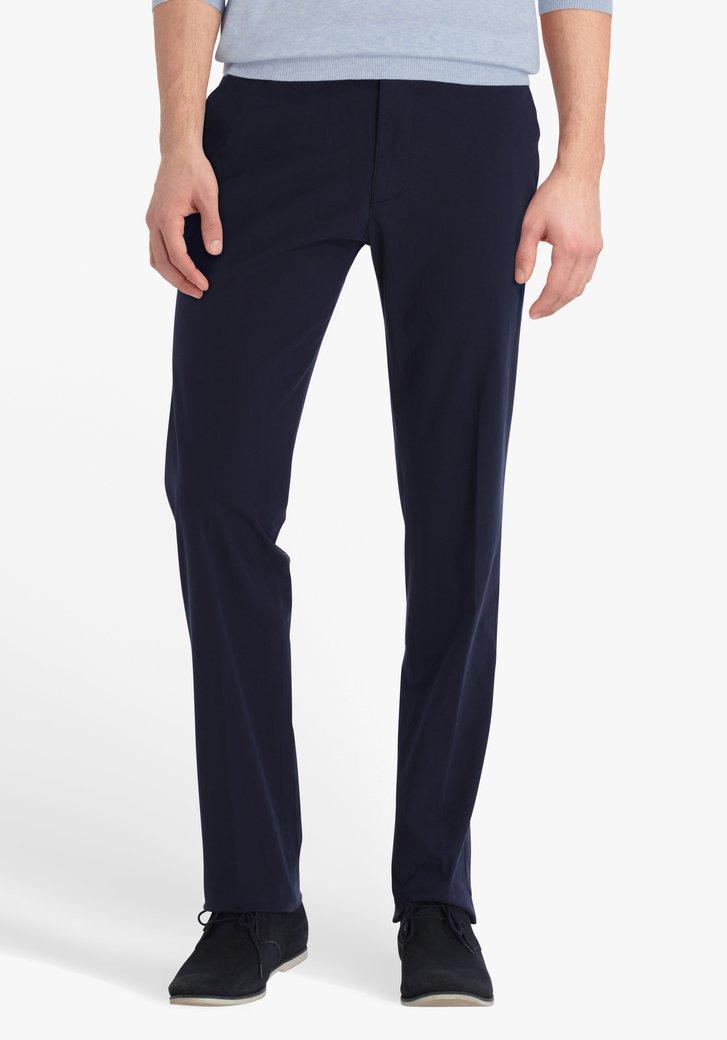 Chino bleu marine - Vancouver - regular fit