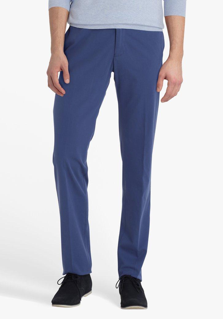 Chino bleu moyen - Dallas - slim fit