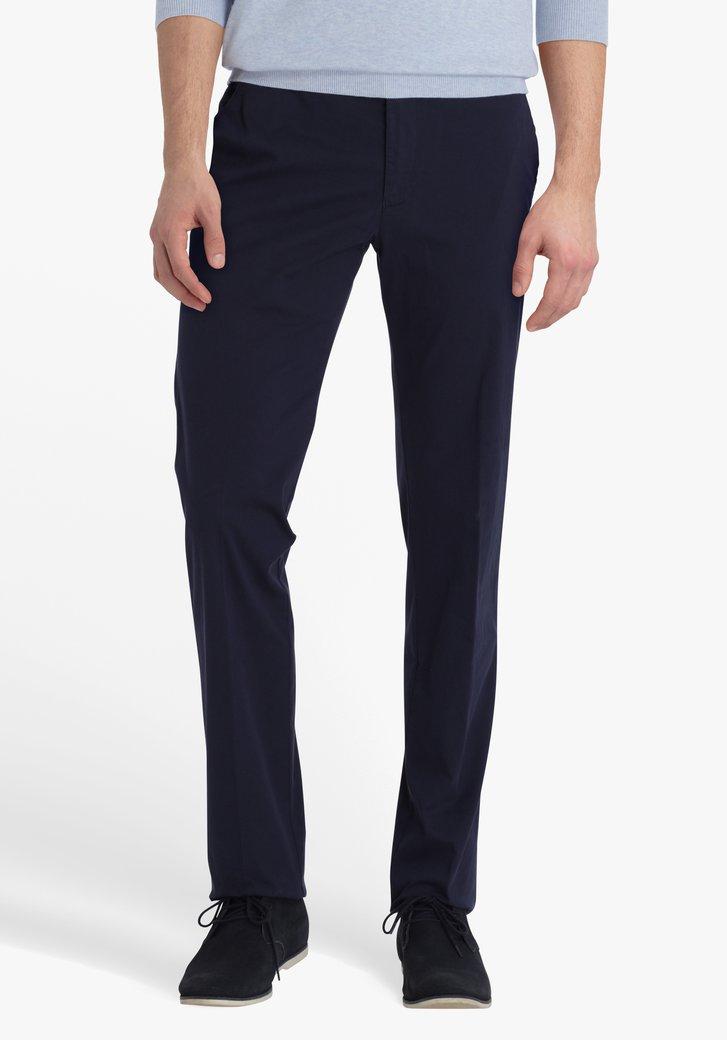 Chino bleu royal - New York - slim fit
