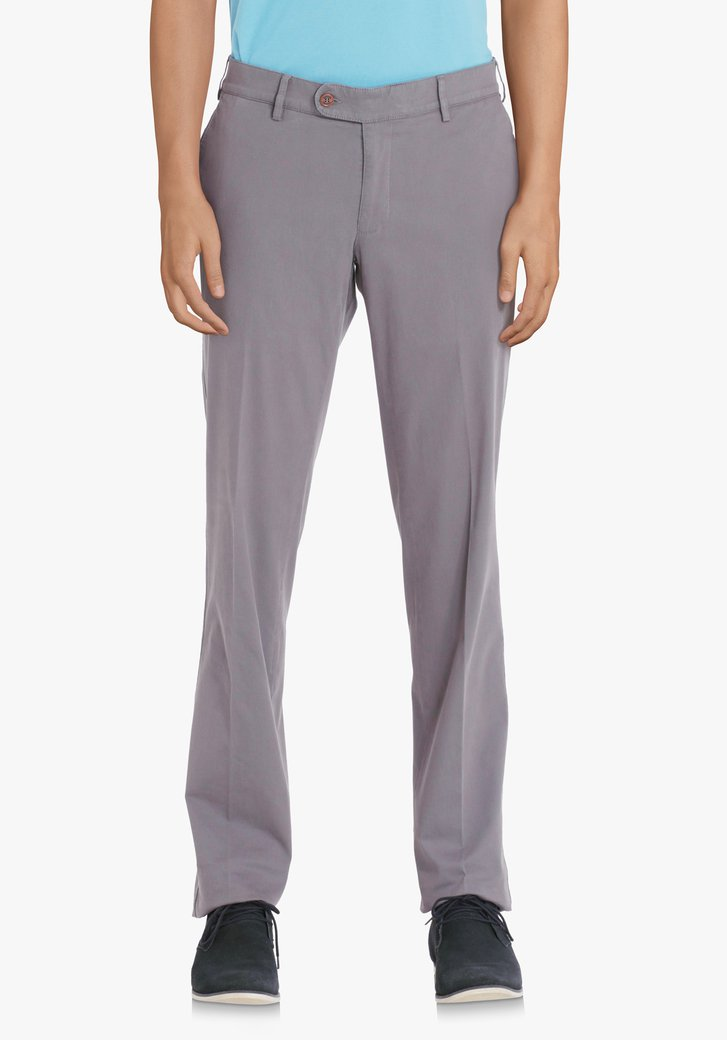 Chino gris – Louisiana – regular fit