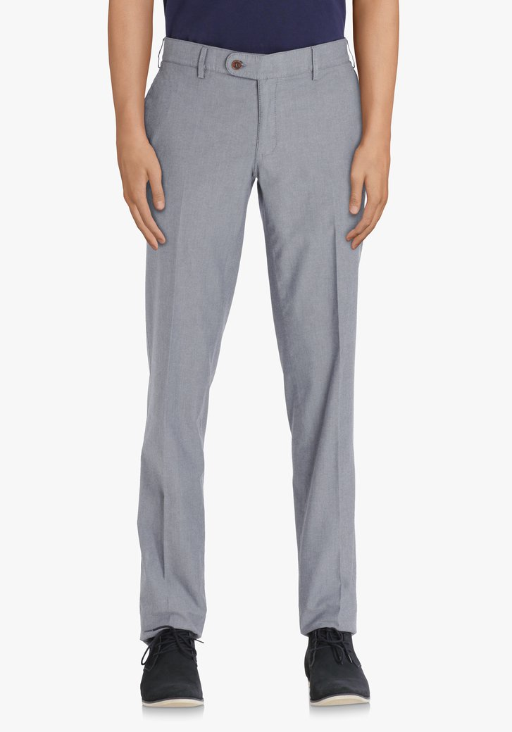 Chino gris foncé - Jackson - regular fit