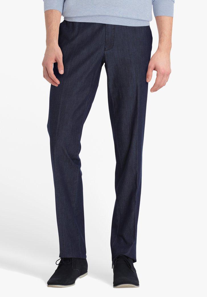 Chino met jeanslook - Louisiana - regular fit