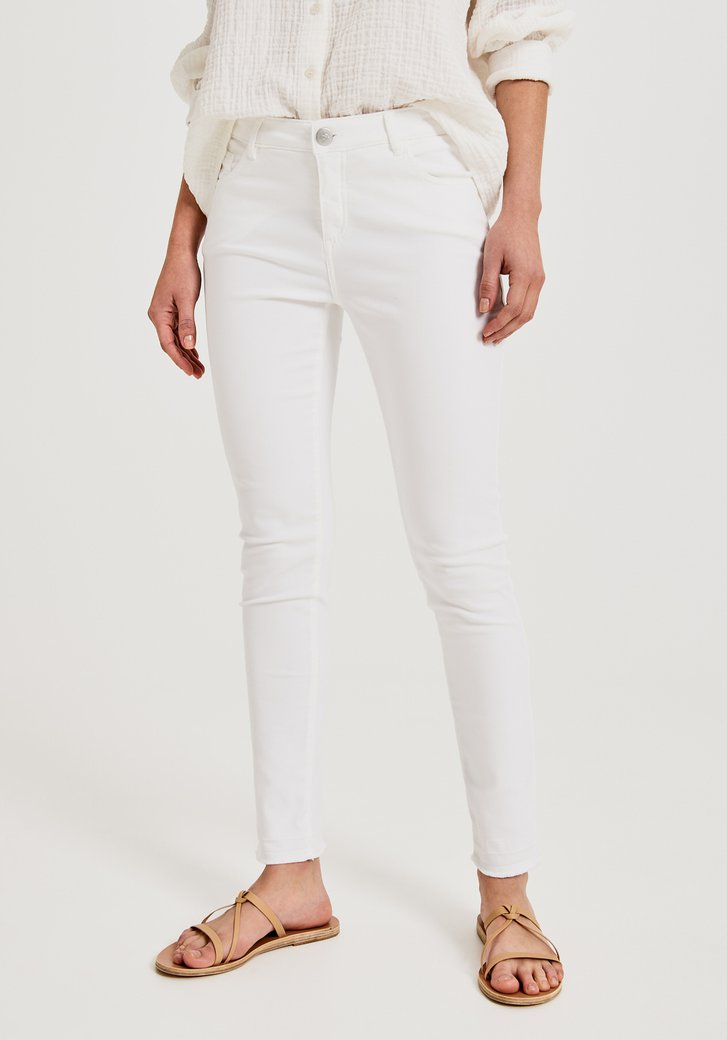 Denim blanc - skinny fit