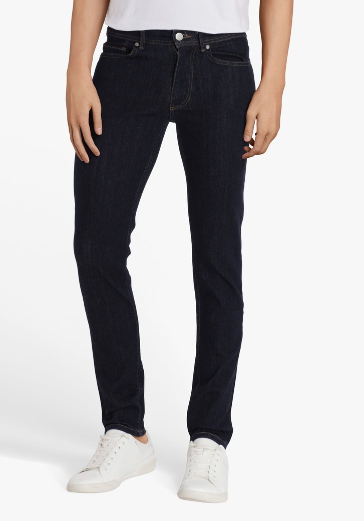 Donkerblauwe jeans - Lars - slim fit - L32