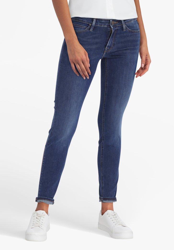 Donkerblauwe jeans - skinny fit - L33