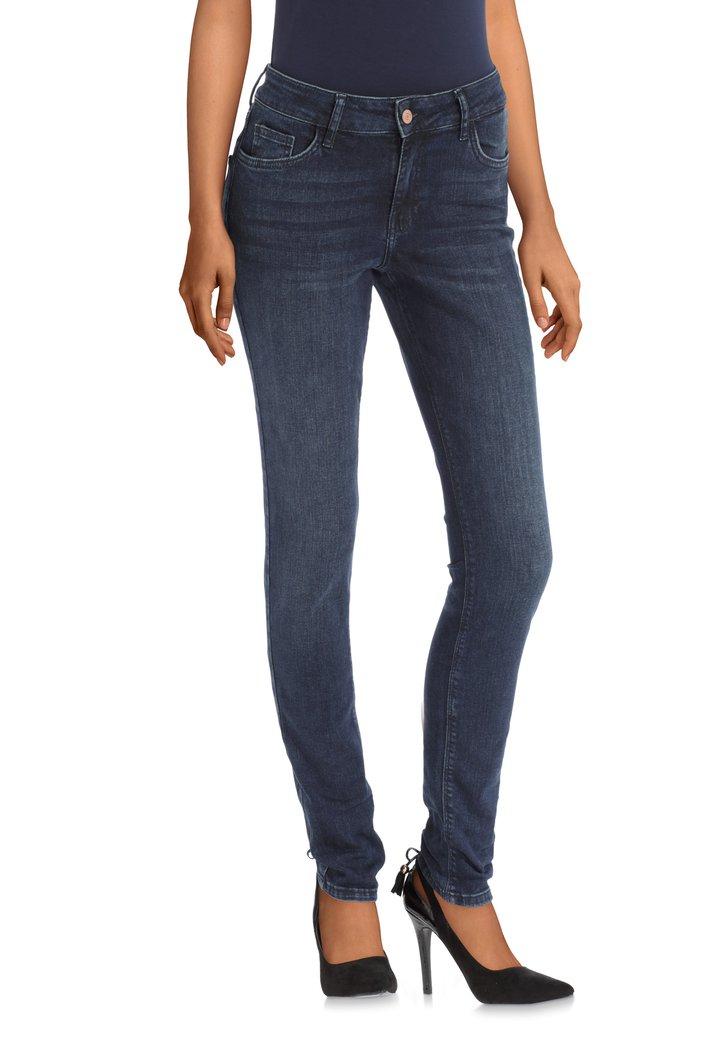 Afbeelding van Donkerblauwe jeans - Slim fit