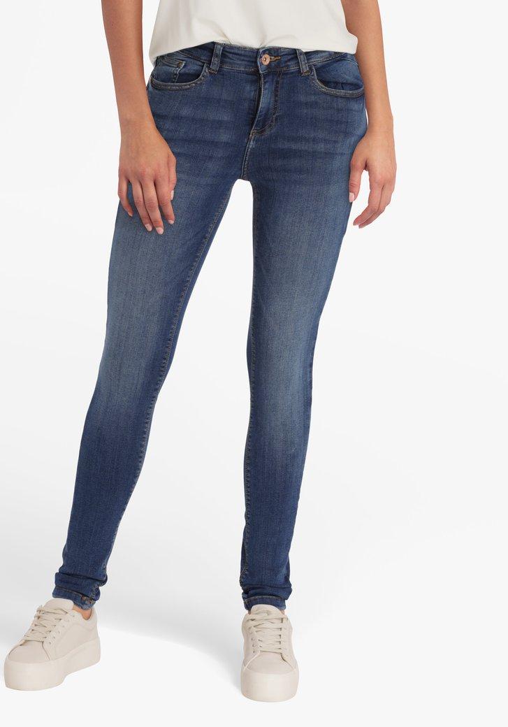 Donkerblauwe jeans - Stella - skinny fit - L32