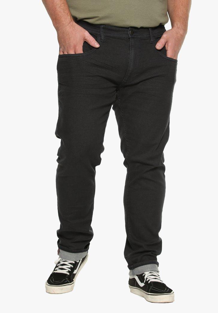 Donkergrijze jeans - slim fit - L34