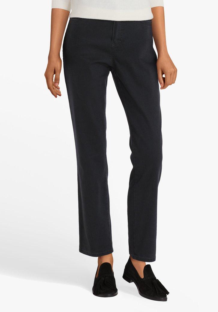Grijze jeans - Dora - comfort fit