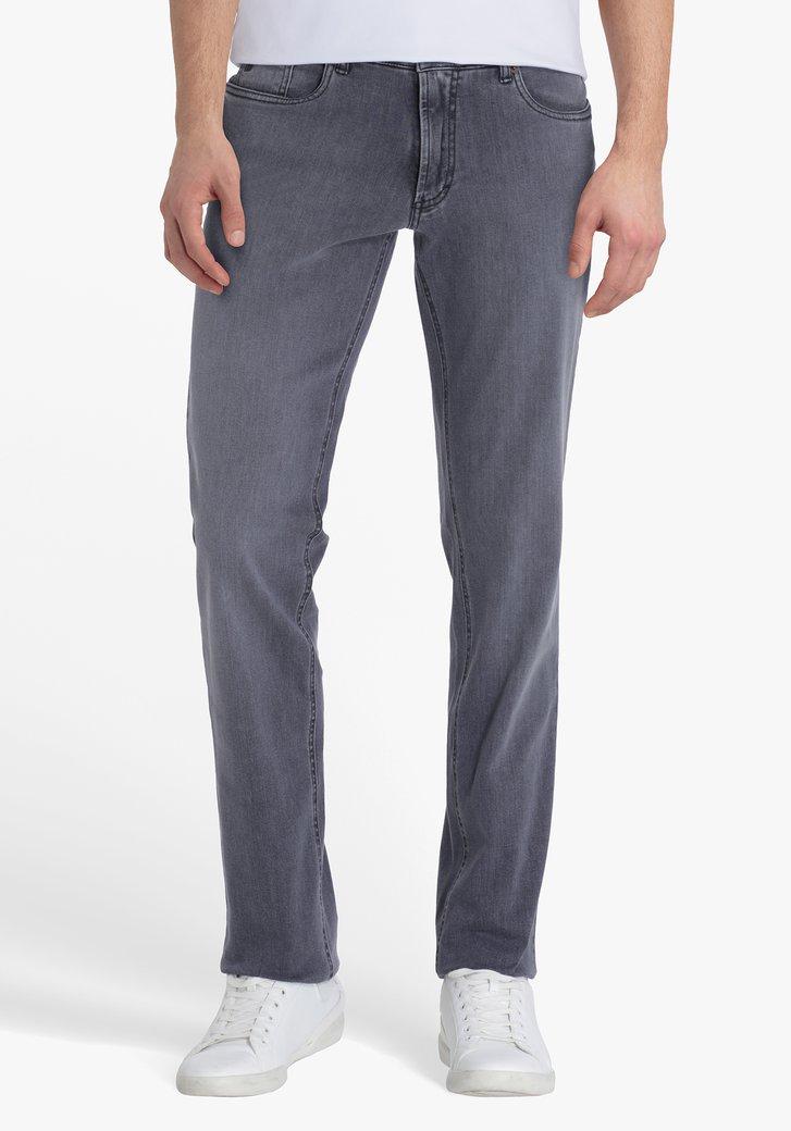 Grijze jeans - Jackson - regular fit