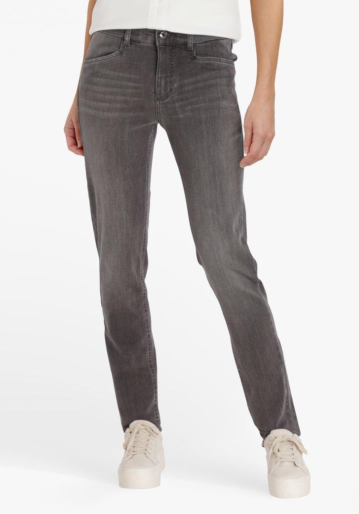 Grijze jeans - regular fit