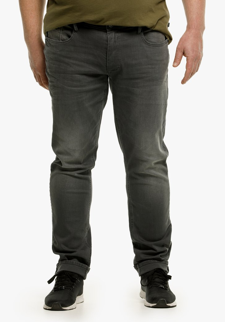 Grijze jeans - regular fit