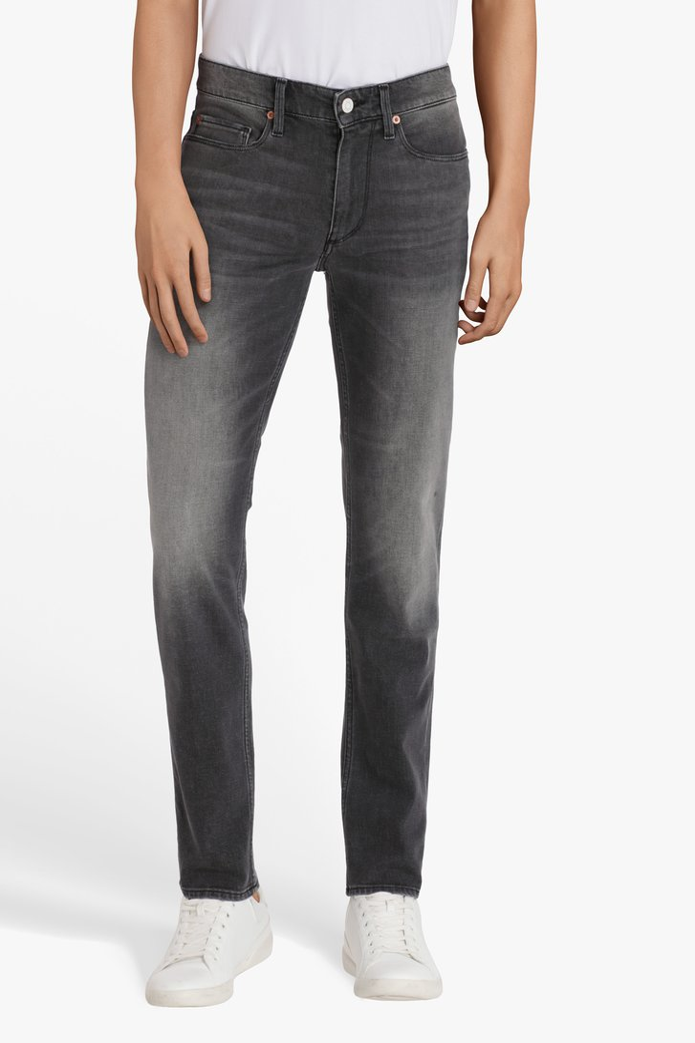 Grijze jeans - Tim - slim fit - L34