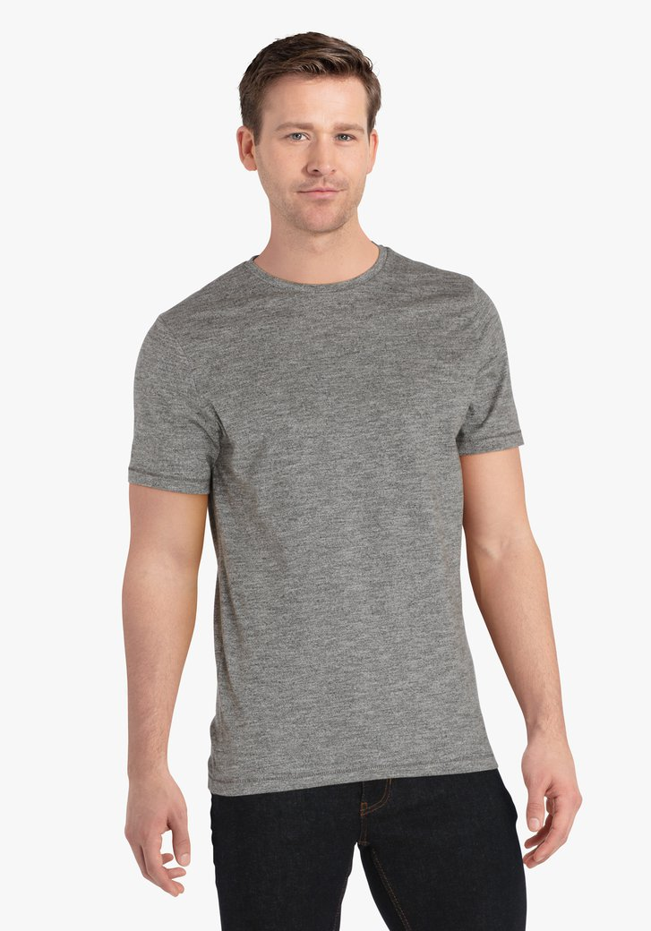 Grijze T-shirt
